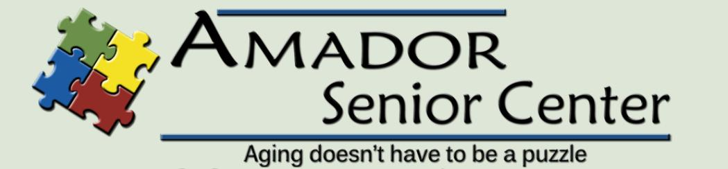 Amador Senior Center - Jackson