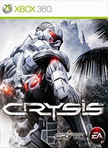 cover xbox360 du jeu crysis