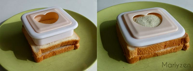 Coupe-sandwich carré