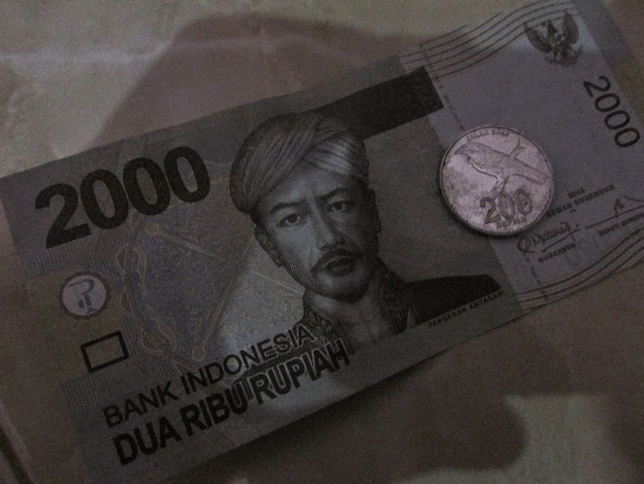 uang bank indonesia