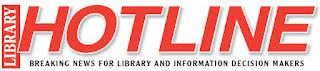 http://lj.libraryjournal.com/library-hotline/