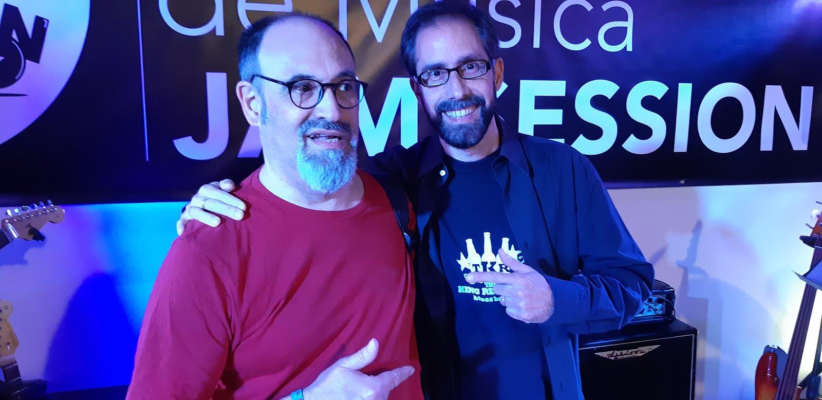 Amb Lluís Souto