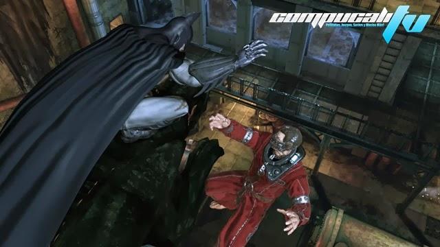 Batman Arkham Asylum GOTY Steam Edition PC Full Español