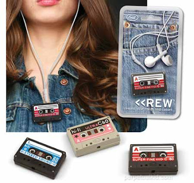 Creative and Cool Headphones and Earphones Cord Organizers (15) 14
