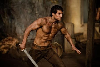 henry cavill immortals workout