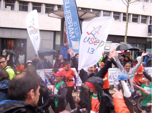 Semi-Marathon de Marseille avec l'USEP