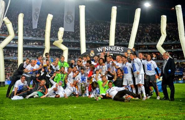 ريال مدريد بطلا لدوري ابطال اوروبا .. العاشرة تتحق