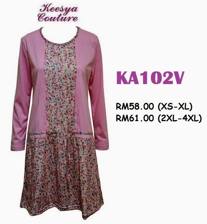 T-shirt-Muslimah-Keesya-KA102V