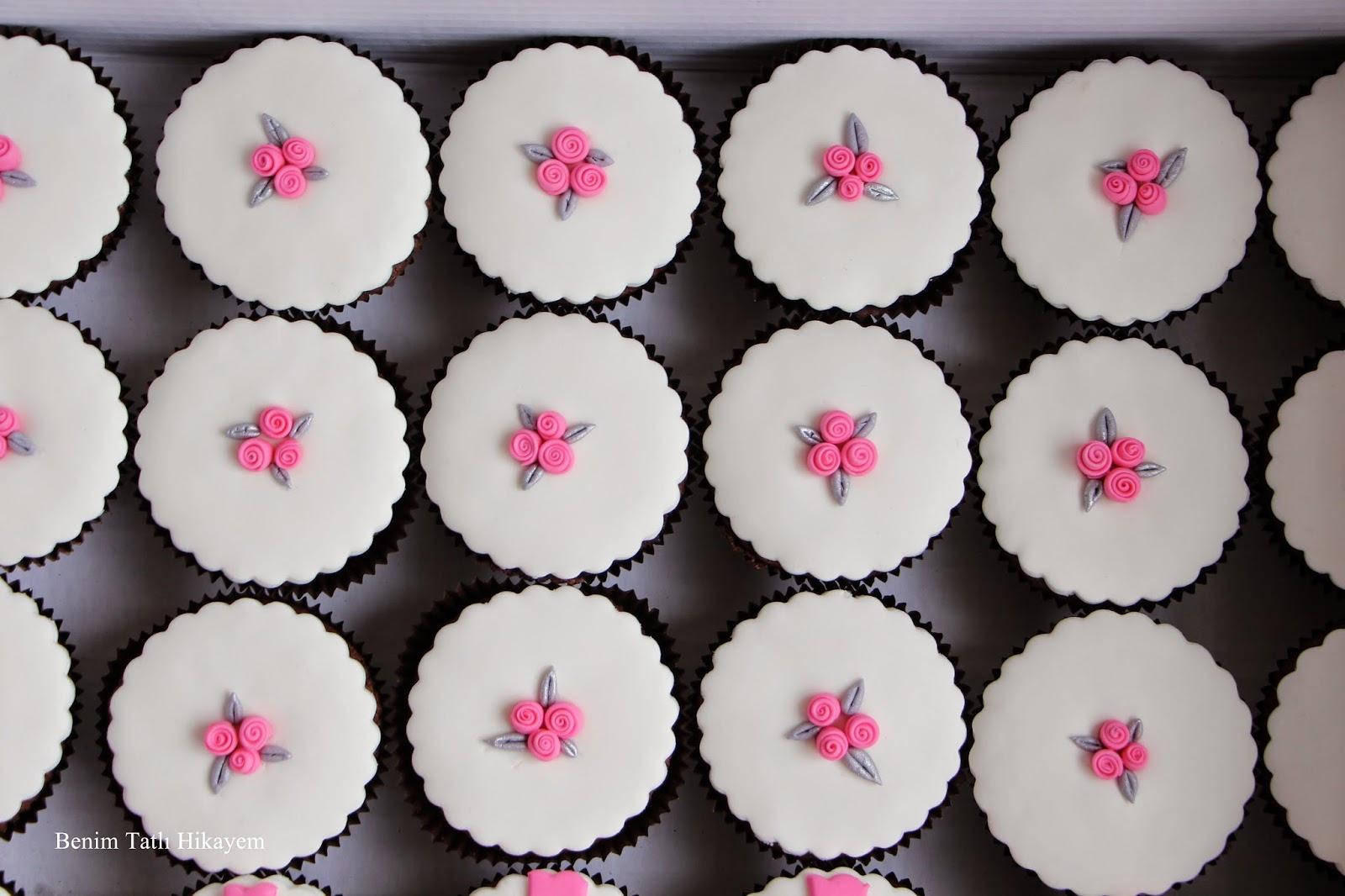 güllü cupcake
