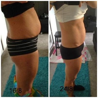 Mindre mage på 8 dagar