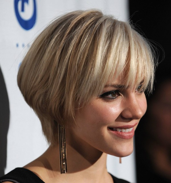 short blonde straight hairstyles - hairstyles i