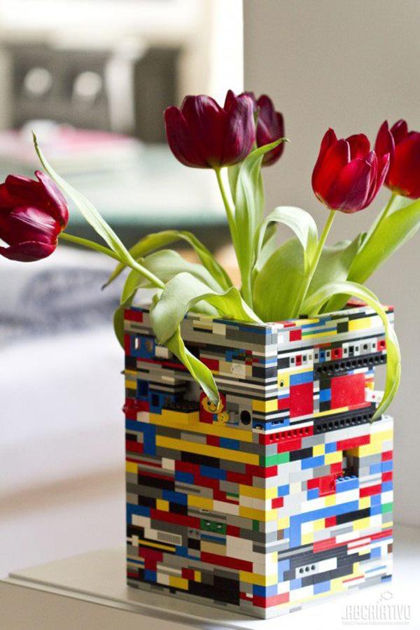 Ateli da alana fa a voc id ias criativas de - Reciclar objetos para decorar ...