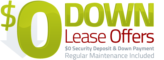 $0 Down Lease Offers at Chesrown Chevrolet Buick GMC