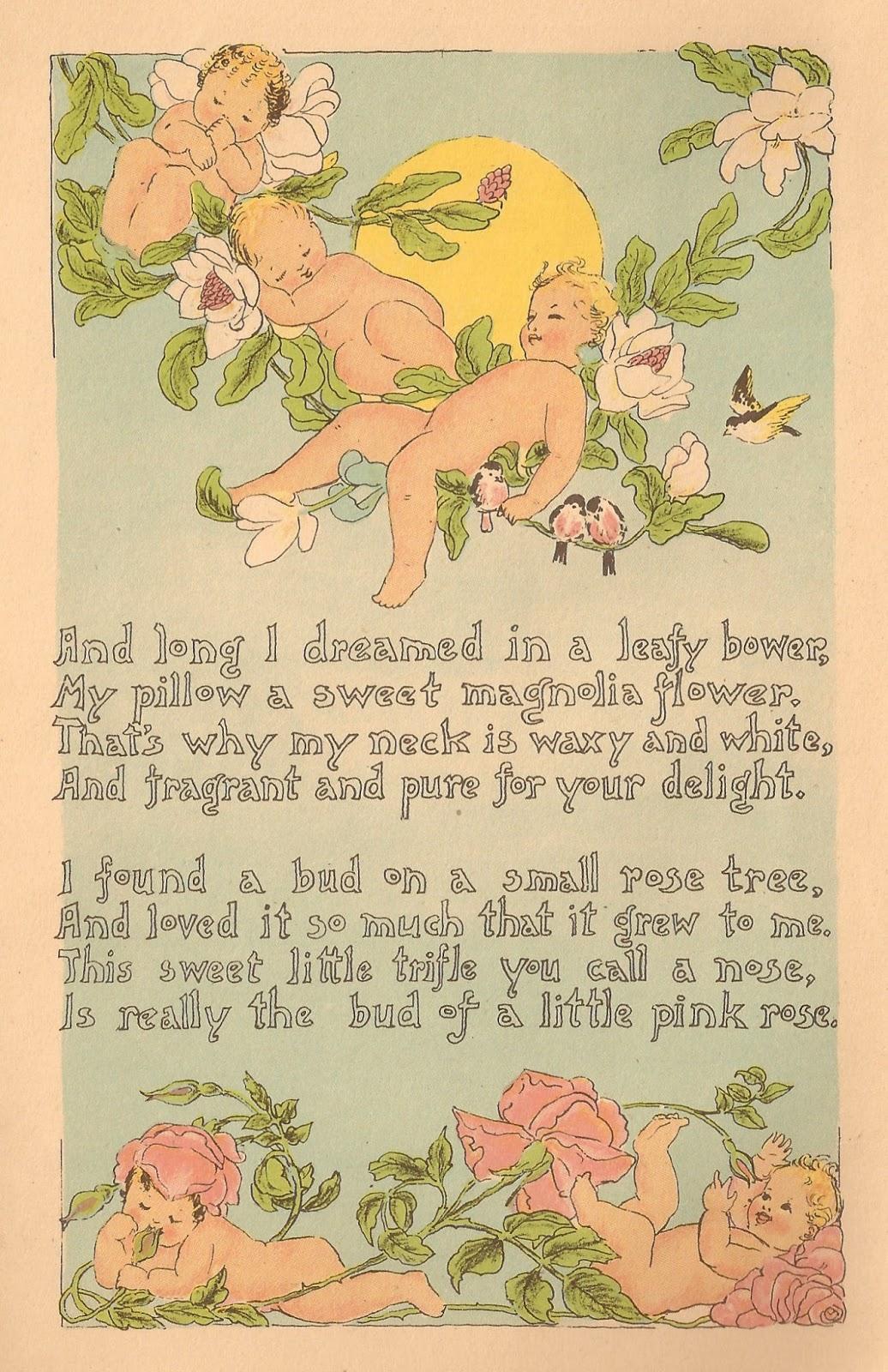 Vintage Baby Books 37