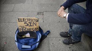 Con empleo, no se sale de la pobreza