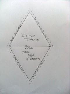 Jona&Lili: Sweet Divinity Diamond Quilt - Repost