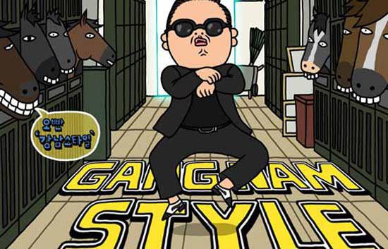 Download image Gangnam Style Super Lucu Versi Kartun Gambar PC ...