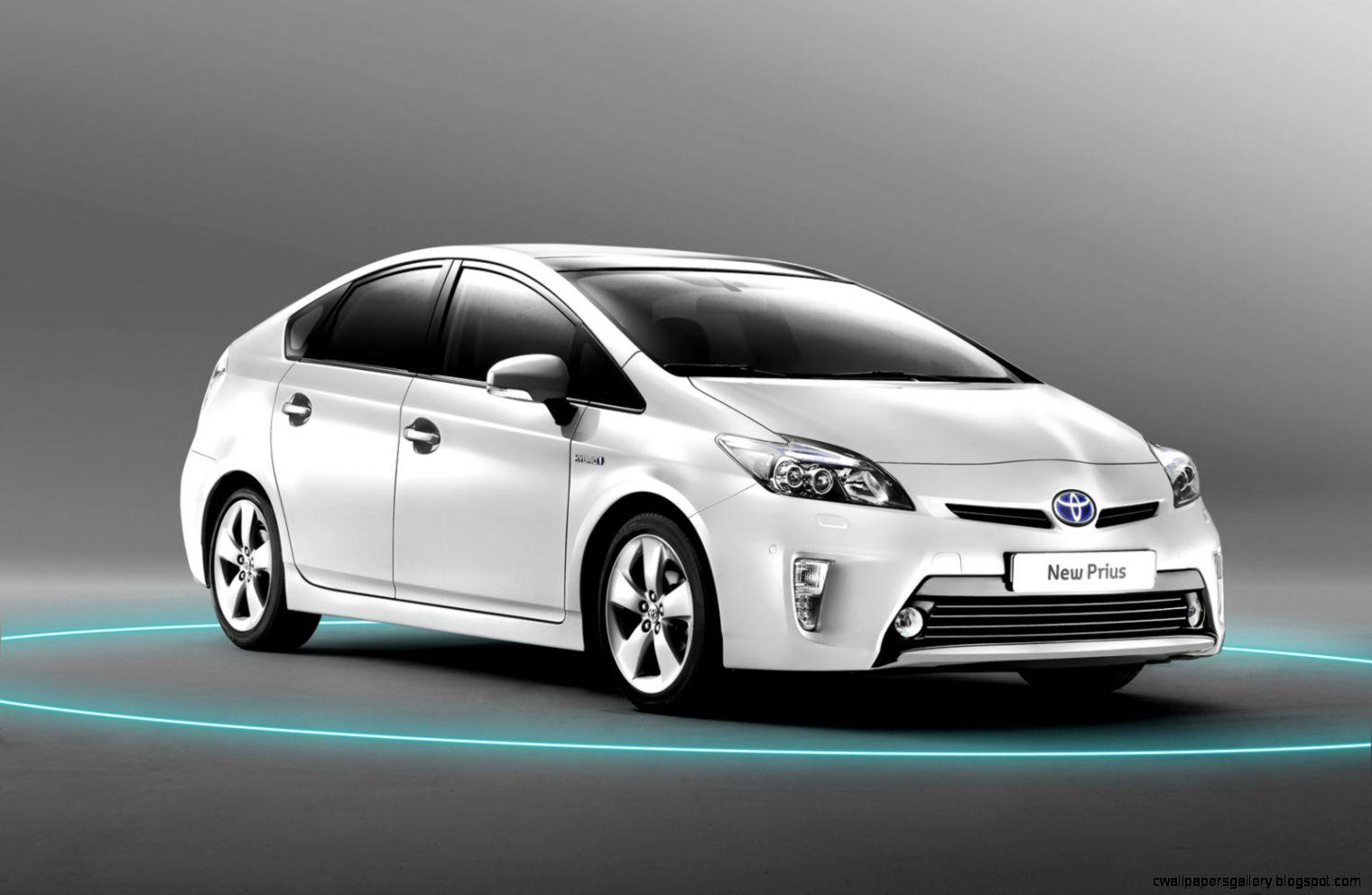 2012 Toyota Prius Hybrid