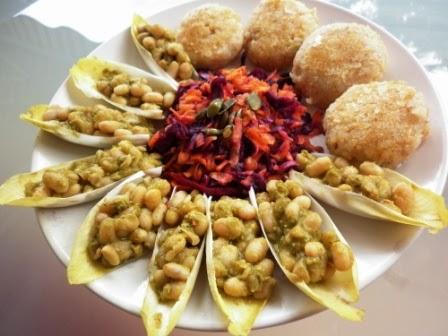 Cocina macrobi tica plato macrobi tico ligero y veraniego for Cocina macrobiotica