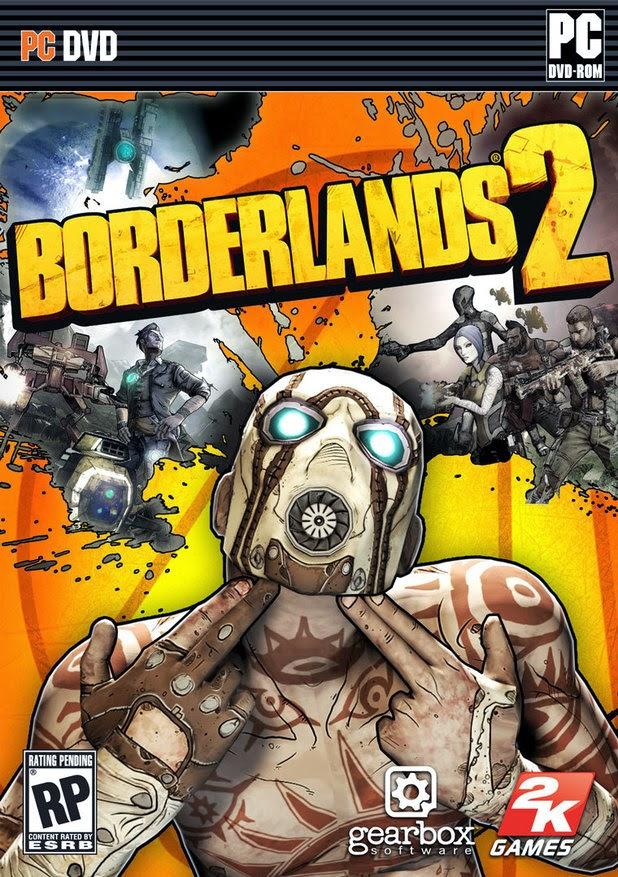 Borderlands 2 Update V1.5.0