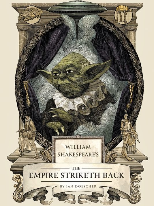 Ian Doescher's second installment in his Shakespearean Star Wars saga