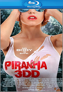 Piranha 2 BluRay 720p + Legenda