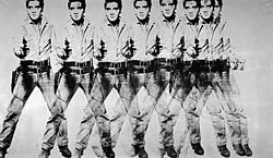 """Eight Elvises"" by Andy Warhol (108.1 Million)"