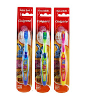Buy Colgate Kids Tooth Brush – 3 Piece at Online Lowest Best Price Offer Rs. 19 : BuyToEarn