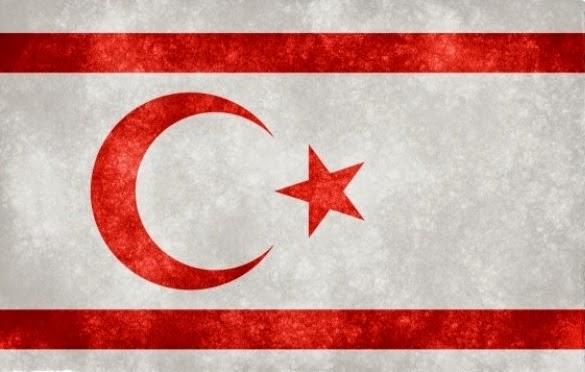National Flag of Northern Cyprus