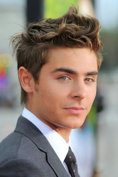 Zac Efron Hairstyle Picture & Photos - Marketer Journal