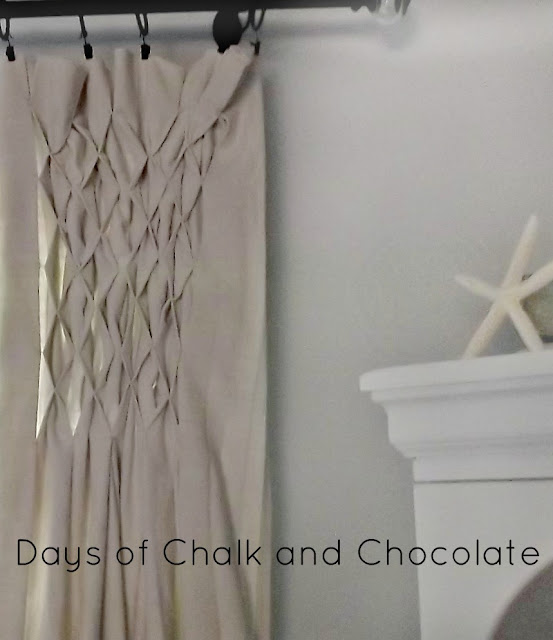 how to make a star drop curtain