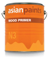 asian paint wood primer 4 liters tin