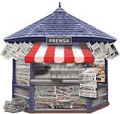 Kiosco de prensa