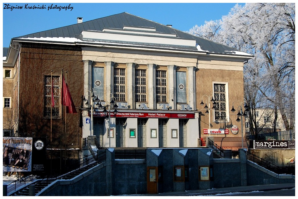 Olsztyn, Teatr im. Stefana Jaracza
