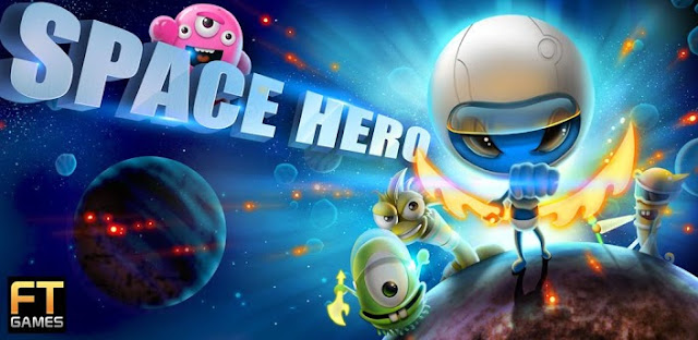 Space Hero v1.05 Apk Mod [Unlimited Gems / Coins]