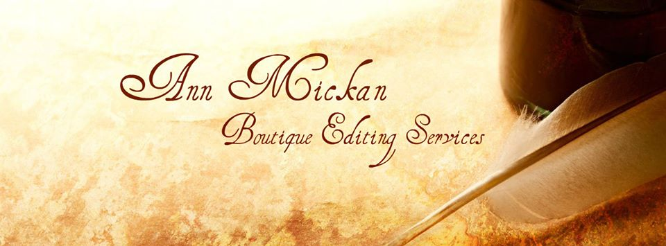 Ann Mickan - Boutique Editing Services