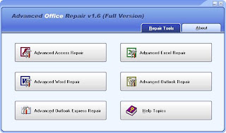 Advanced Office Repair v1.6