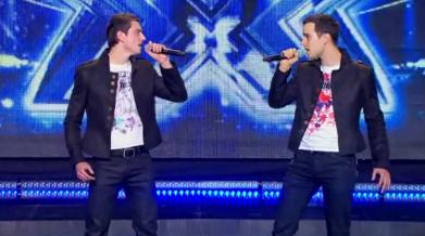X-Factor 2011 Cassandre Alejandro