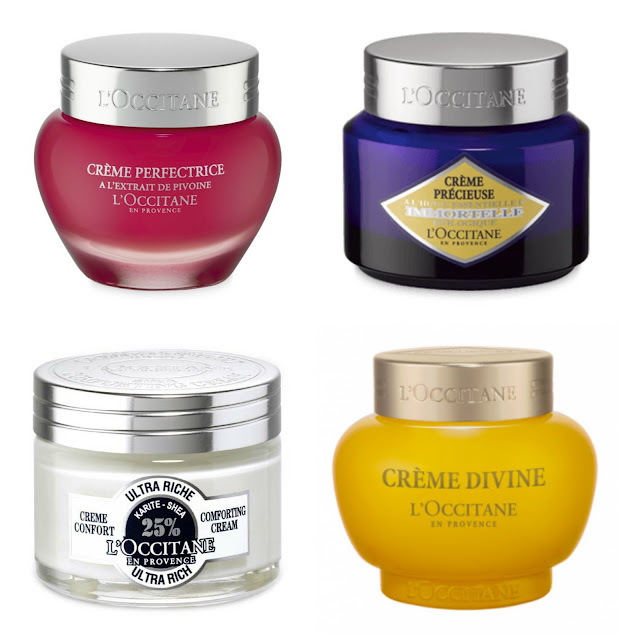 Free skincare trial with L'Occitane