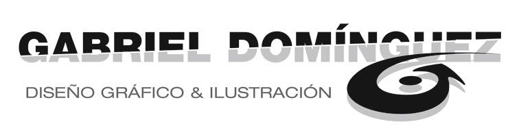 Gabriel Domínguez - Diseñador gráfico
