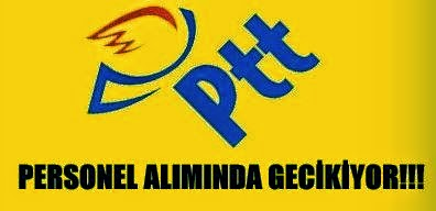 PTT iş ilanları