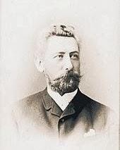portrait de Robert Sputh, un allemand inventeur du sous-bock