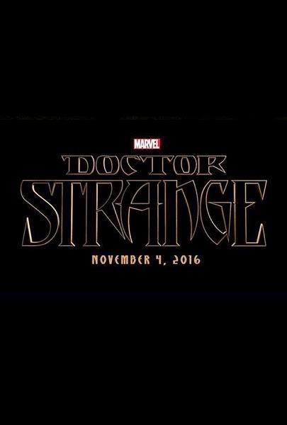 Film Doctor Strange 2016