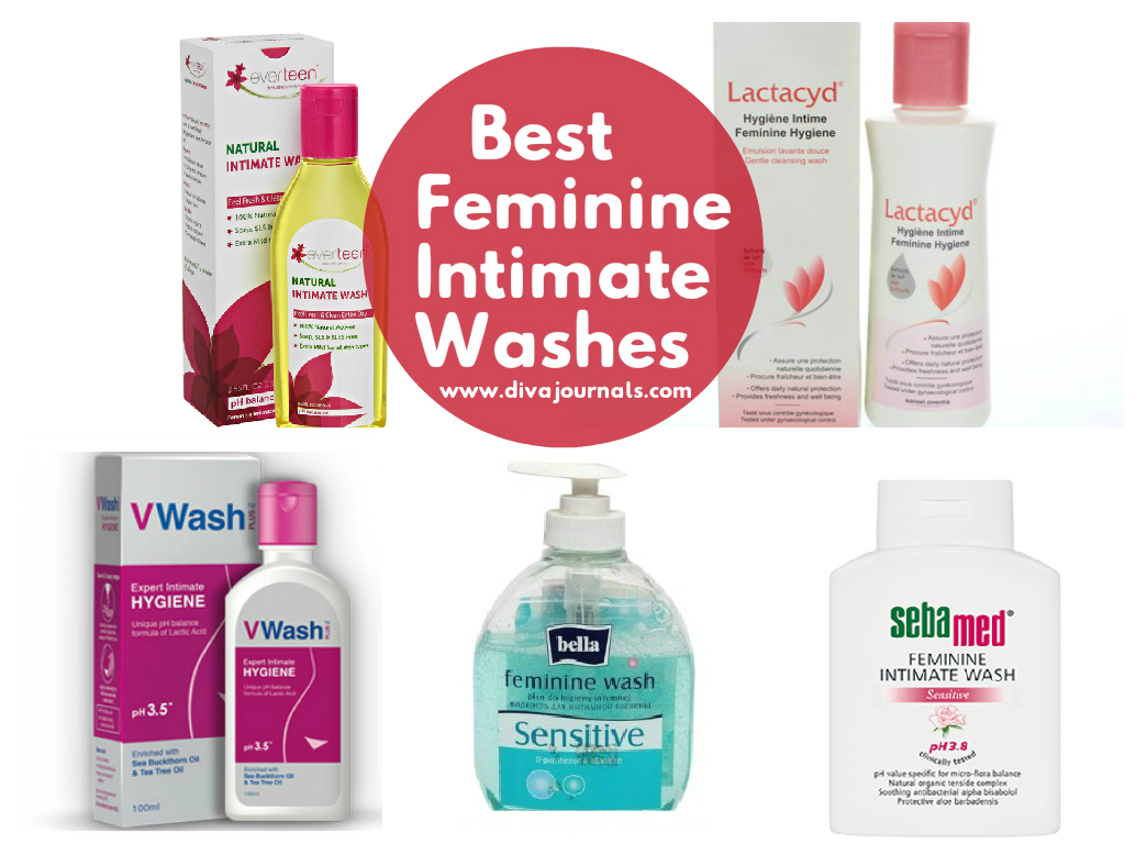 The best feminine hygiene products