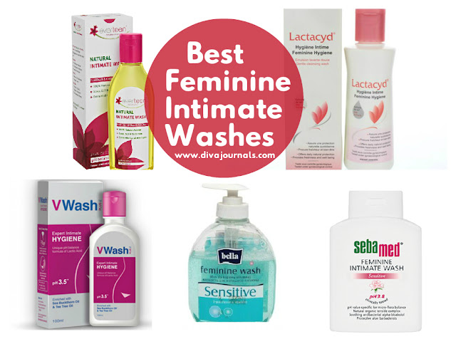 Best Feminine Intimate Washes