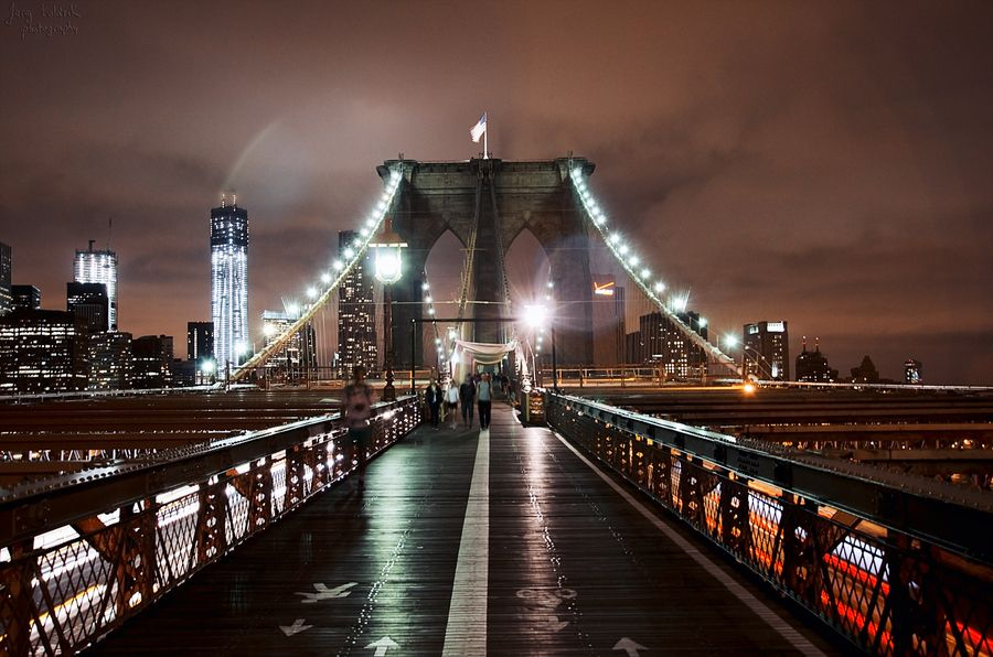 30. Brooklyn Bridge by Juraj Kolarik