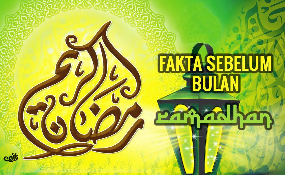 Inilah Fakta Para Blogger Sebelum Masuk Bulan Ramadhan