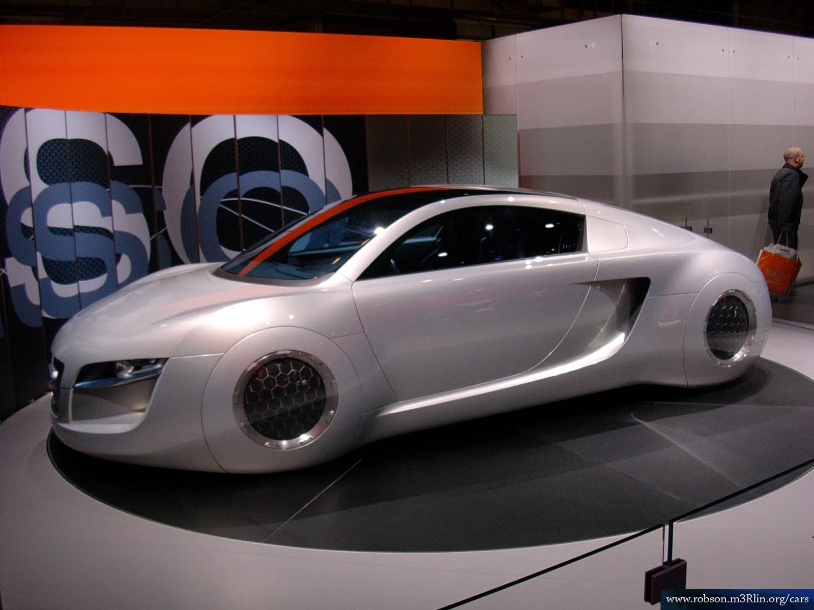 BA Game Art D Modeling And Design D Car Model Future Car - Audi car 3d games