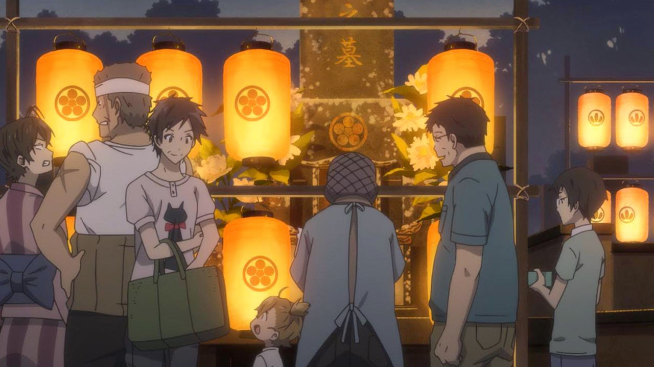 Barakamon Episode 8 Subtitle Indonesia