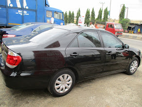 TOYOTA CAMRY 2005 MODEL FOR SALE
